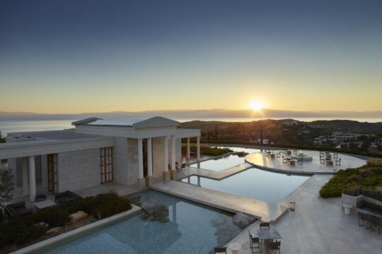 Amanzoe - K1600_Main-Pavilion-Exterior-at-Sunset_High-Res_16251.jpg