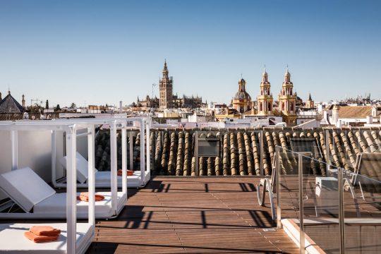 Palaciovillapanes - Palacio-Solarium-Rooftop