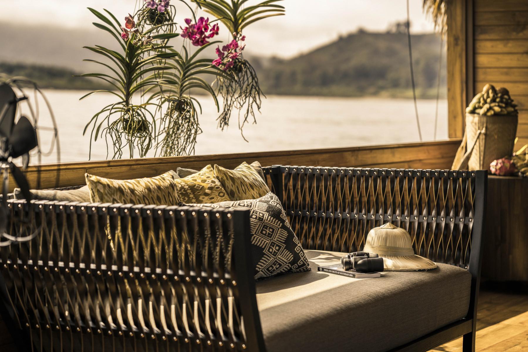 Lounge Sofa auf der Anantara GYPSY