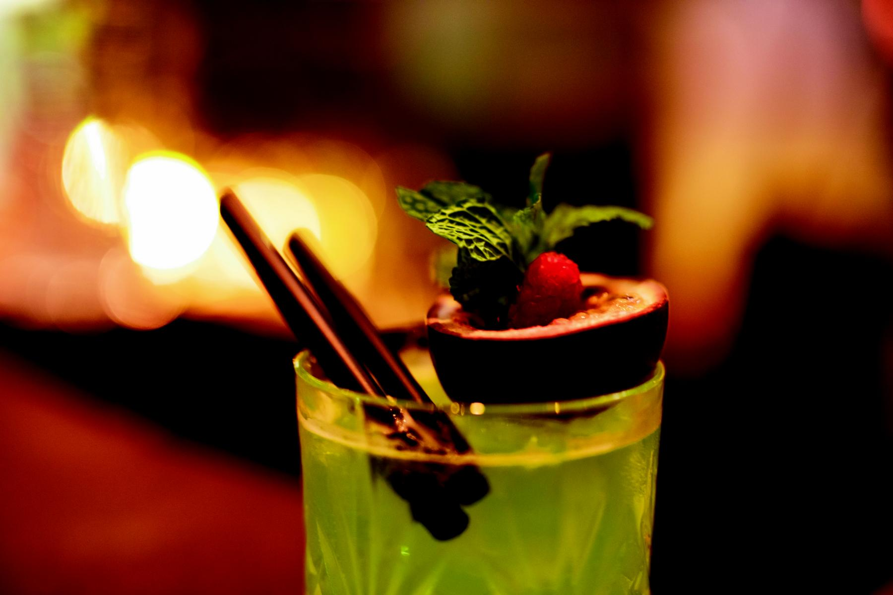 Cocktail auf der MS Europa