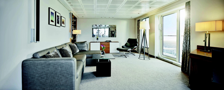 Penthouse Suite auf der MS Europa