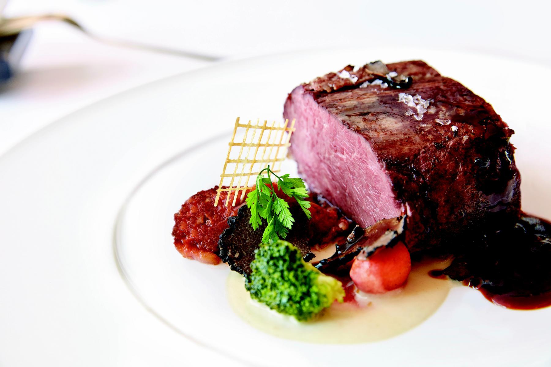 Fine Dining auf der MS Europa 2