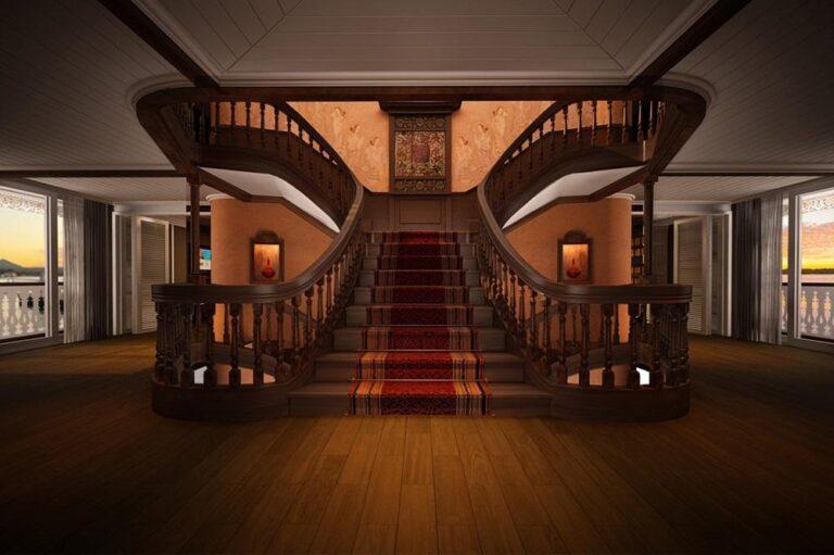 Anawrahta - Anawrahta-Staircase.jpg