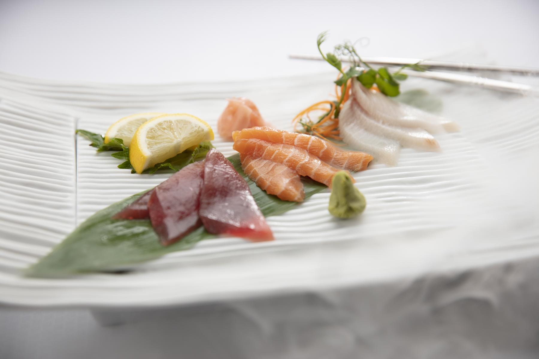 Sashimi auf der Regent Seven Seas Splendor