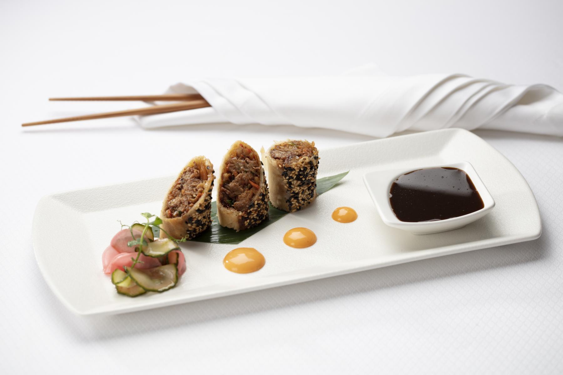Sushi auf der Regent Seven Seas Splendor