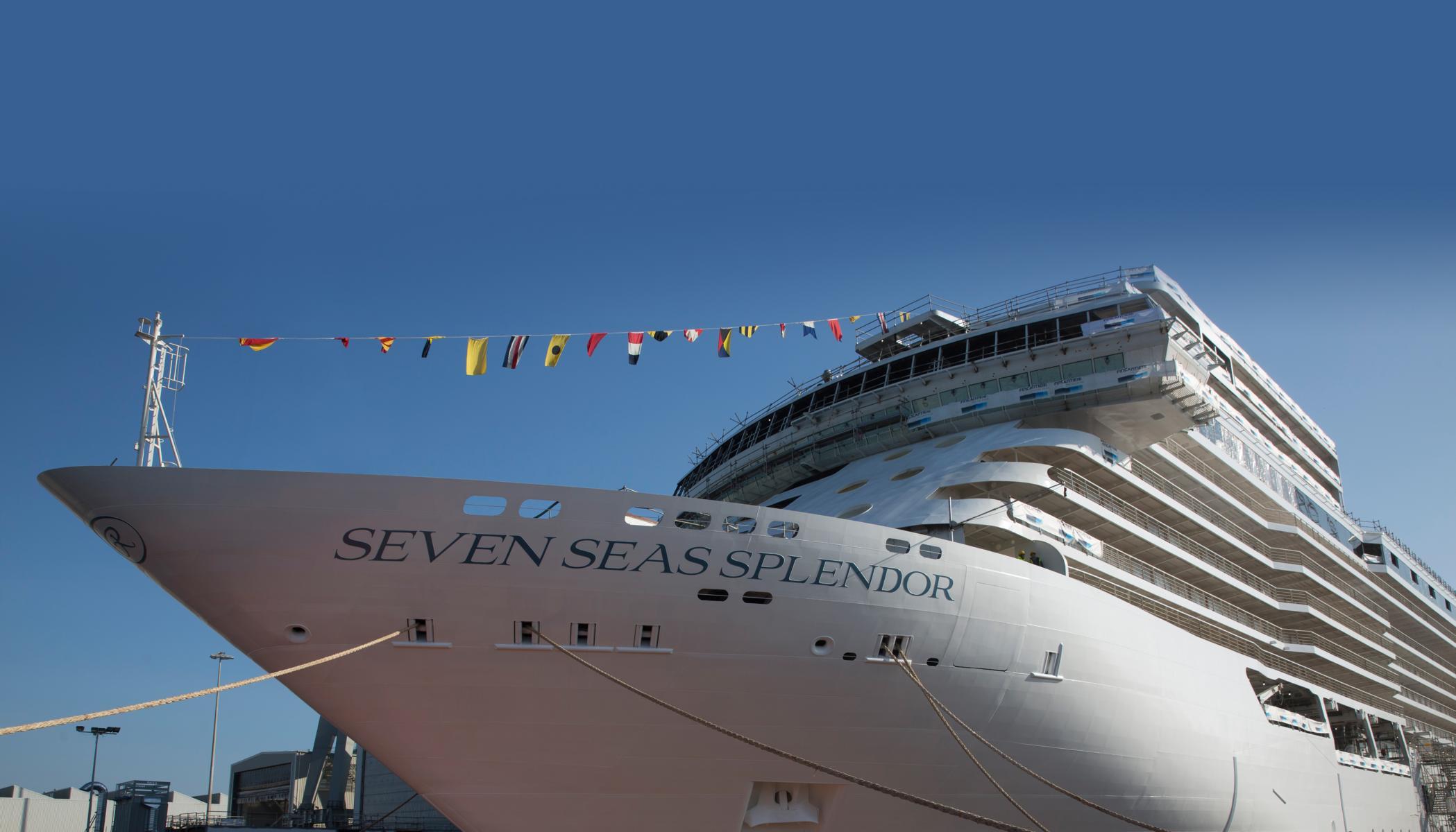 Die Regent Seven Seas Splendor