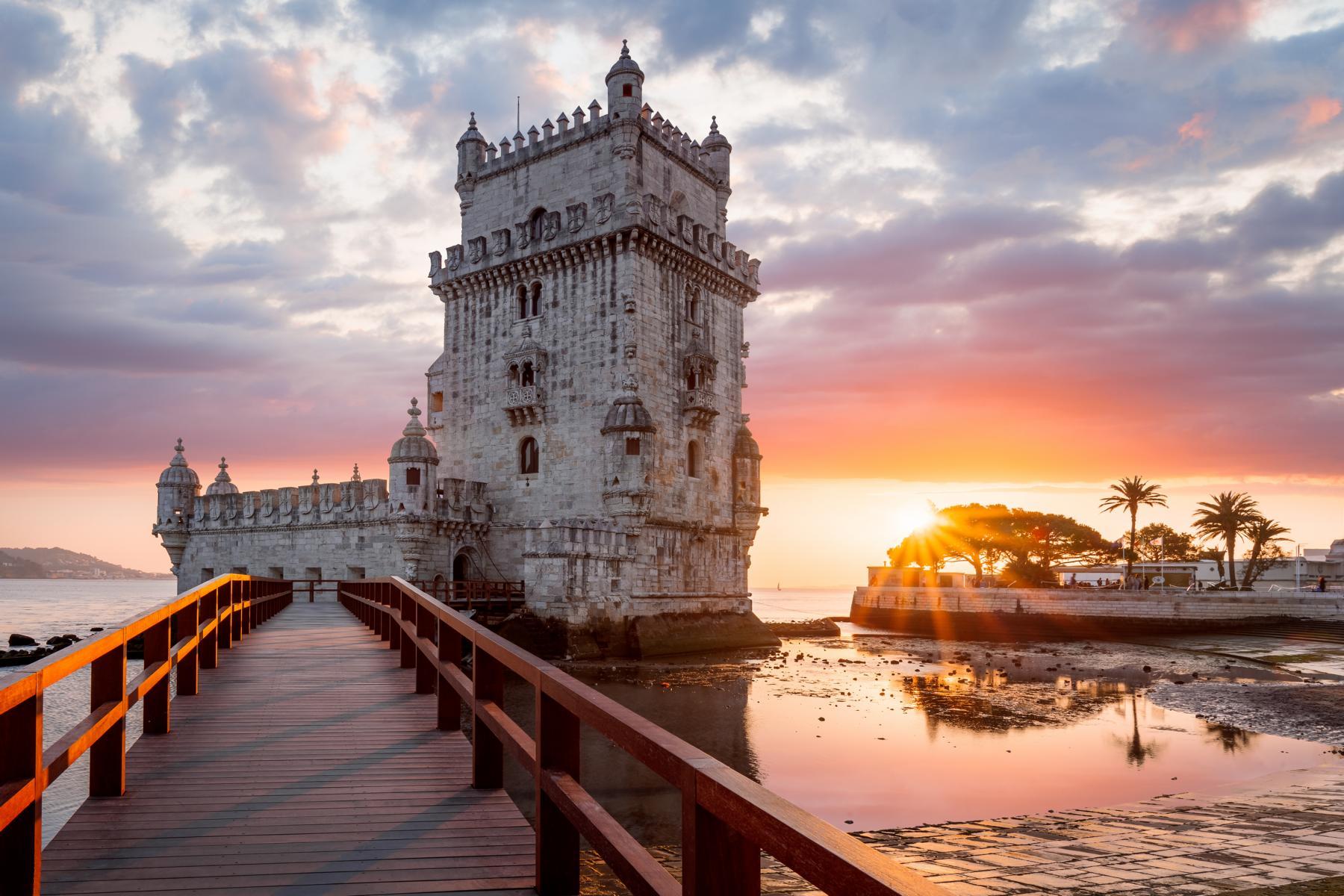 Landausflug in Lissabon auf einer Kreuzfahrt mit der Silver Wind von Silversea Cruises