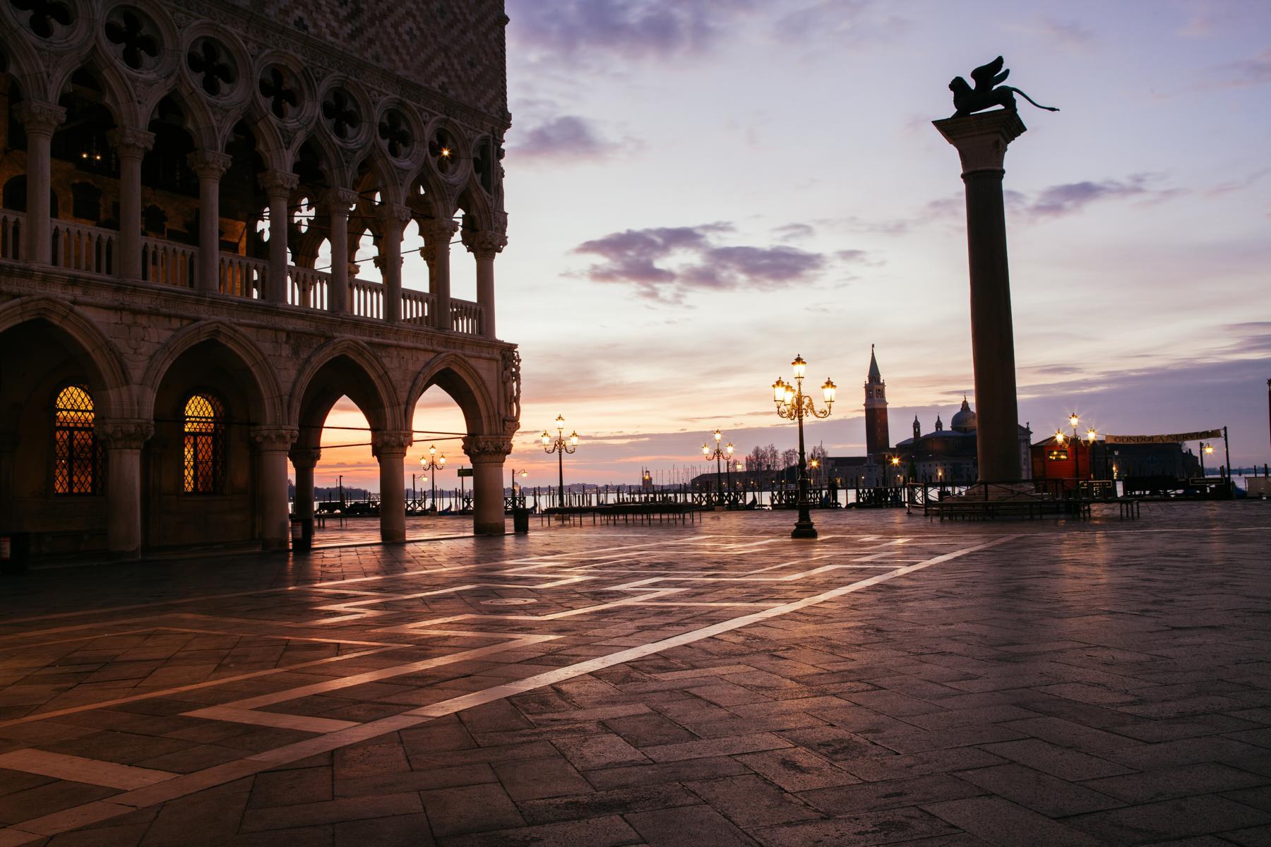 Landausflug in Venedig auf einer Kreuzfahrt mit der Silver Wind von Silversea Cruises