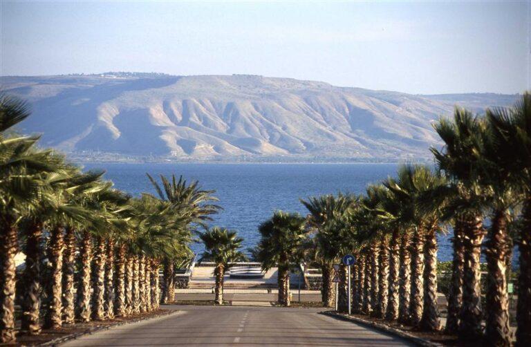 Israel - SEA-OF-GALILEE