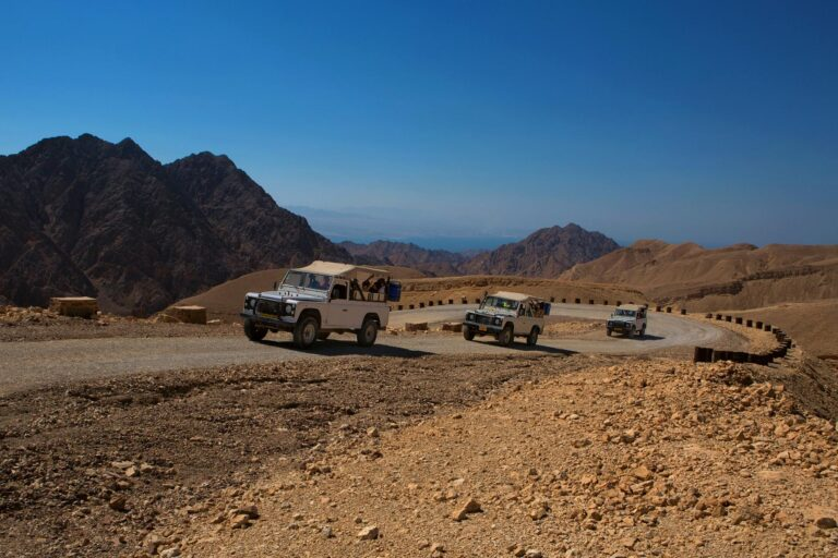 Israel - desert-jeep-ride