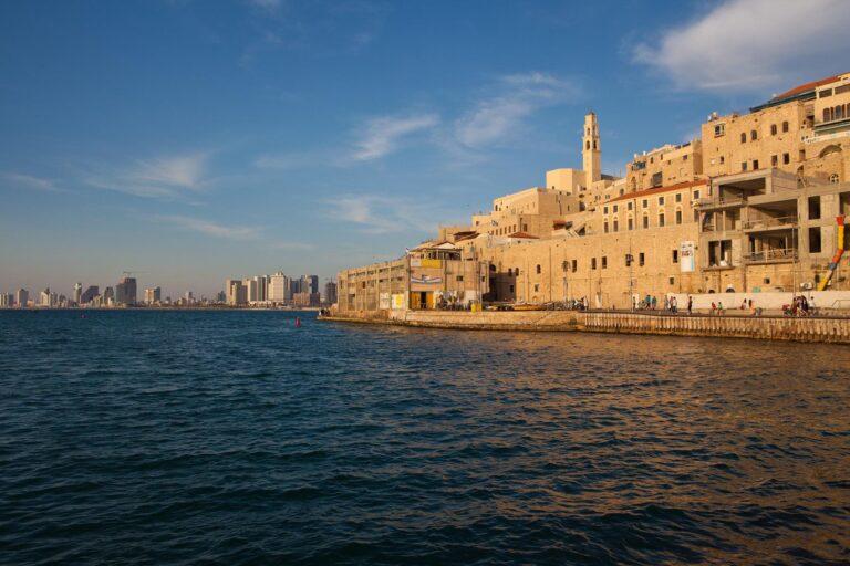 Israel - jaffa-port