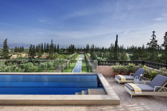 OberoiMarrakesch - terrace-Royal-Suite