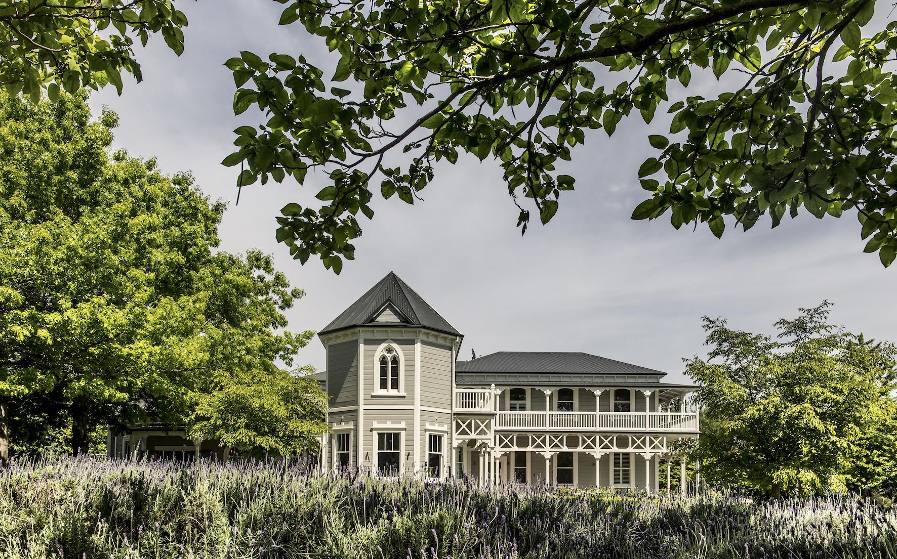 Die Marlborough Lodge in Neuseeland